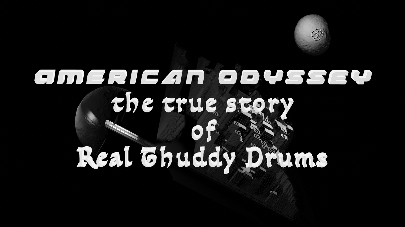 Welcome To American Odyssey
